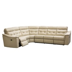 Sectional Reclining Leather Sofas Damask Sofa Cover Electric Hayward S The Best