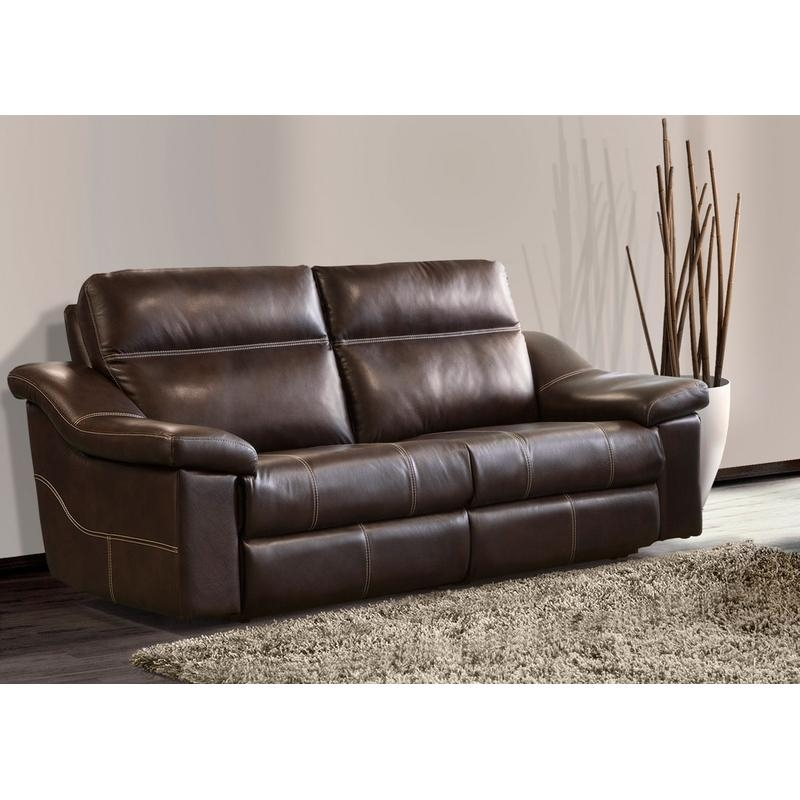 reclining leather sofas sofa bed replacement slats power hayward s the best furniture st elran 41609