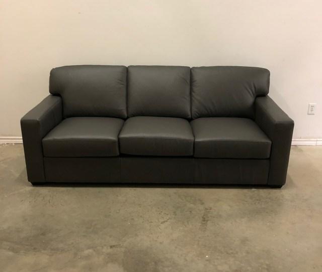 Campio 695 Leather Sofa