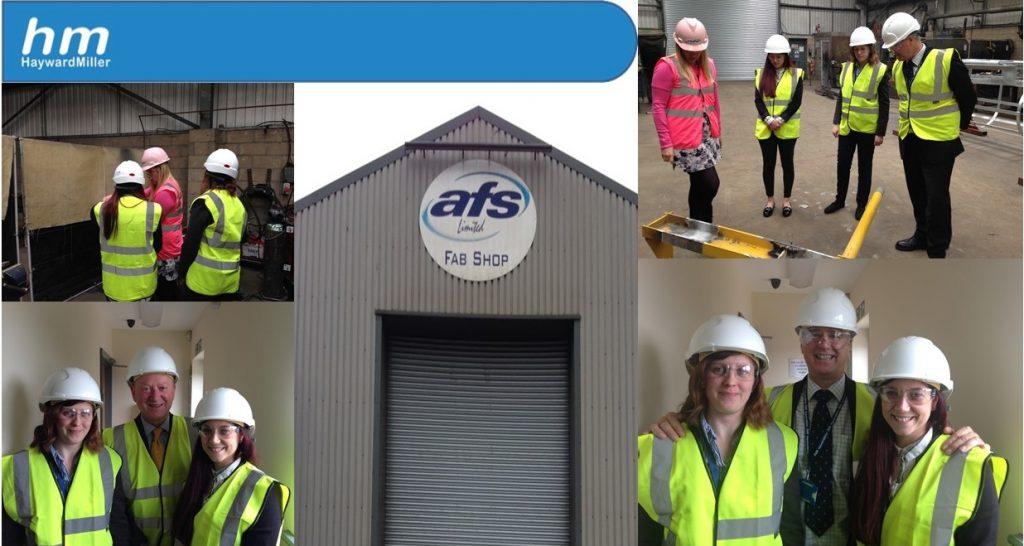 AFS Visit