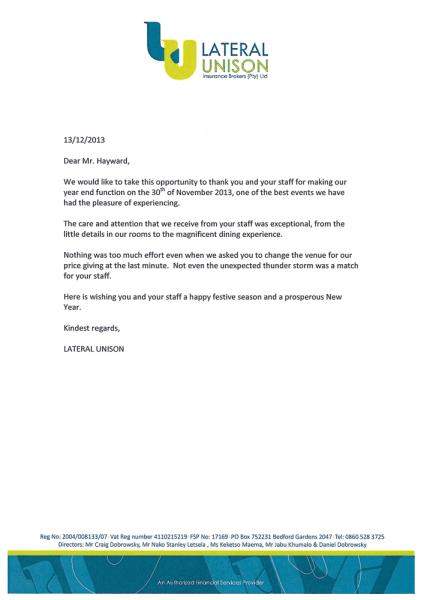 Lateral-Unison-commendation-letter-Dec-2013