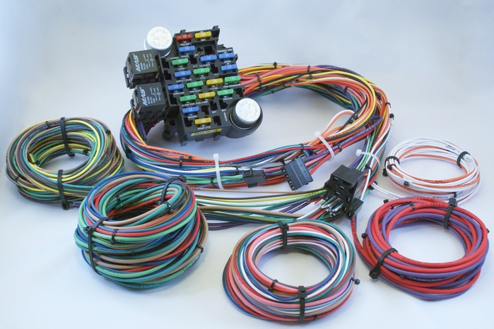 Haywire Pro T Wiring System