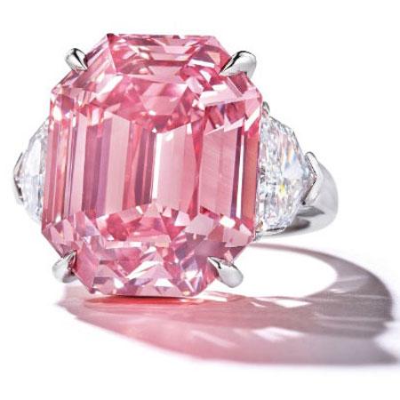 The Pink Legacy Diamond