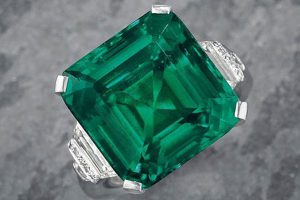 The World's Most Expensive Emerald