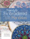 Freestyle Embroidered Mandalas Book Packs