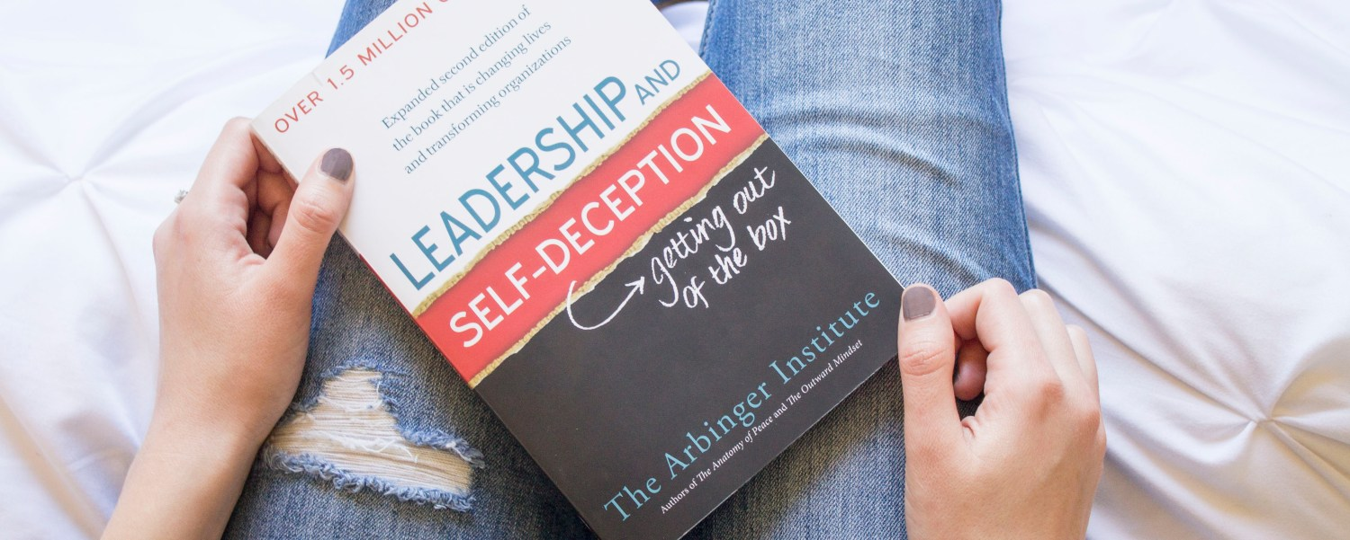 Book Review Leadership and Self-Deception