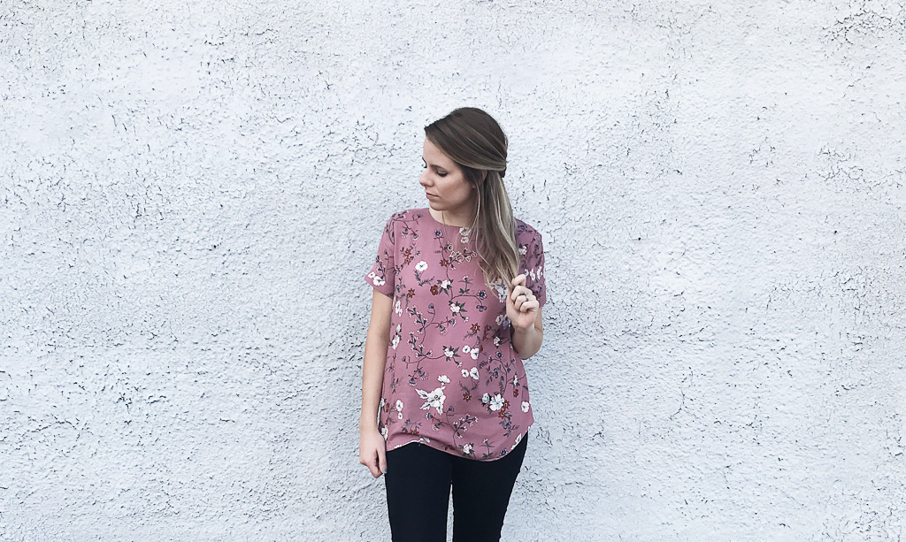 A perfect Summer to Fall top