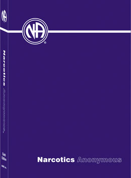 Narcotics Anonymous 6th Edition Hardcover