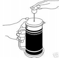 User Instructions for Bodum French Presses