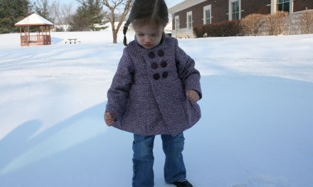 Pattern Review: Gabriella's Winter Coat