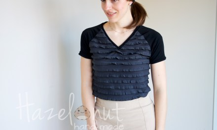 Pattern Review: Ladies Reagan Raglan
