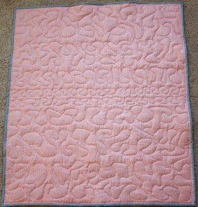 Beginner Free Motion Quilting