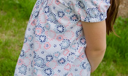 Pattern Review: Lillian Pintucked Dress and Tunic