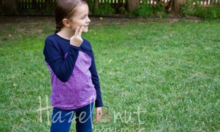 Pattern Test and Review: Tulipa Dolman