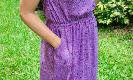 Catalina Dress and Giveaway!