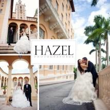 Biltmore Hotel Miami Grace David Post Wedding Session