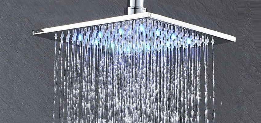 Imagine this for a stress relief shower