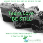 Teen Face Soap Hazels Soapery