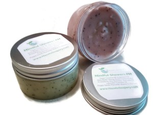 Mindful Showers Sugar Scrub Set Hazels Soapery