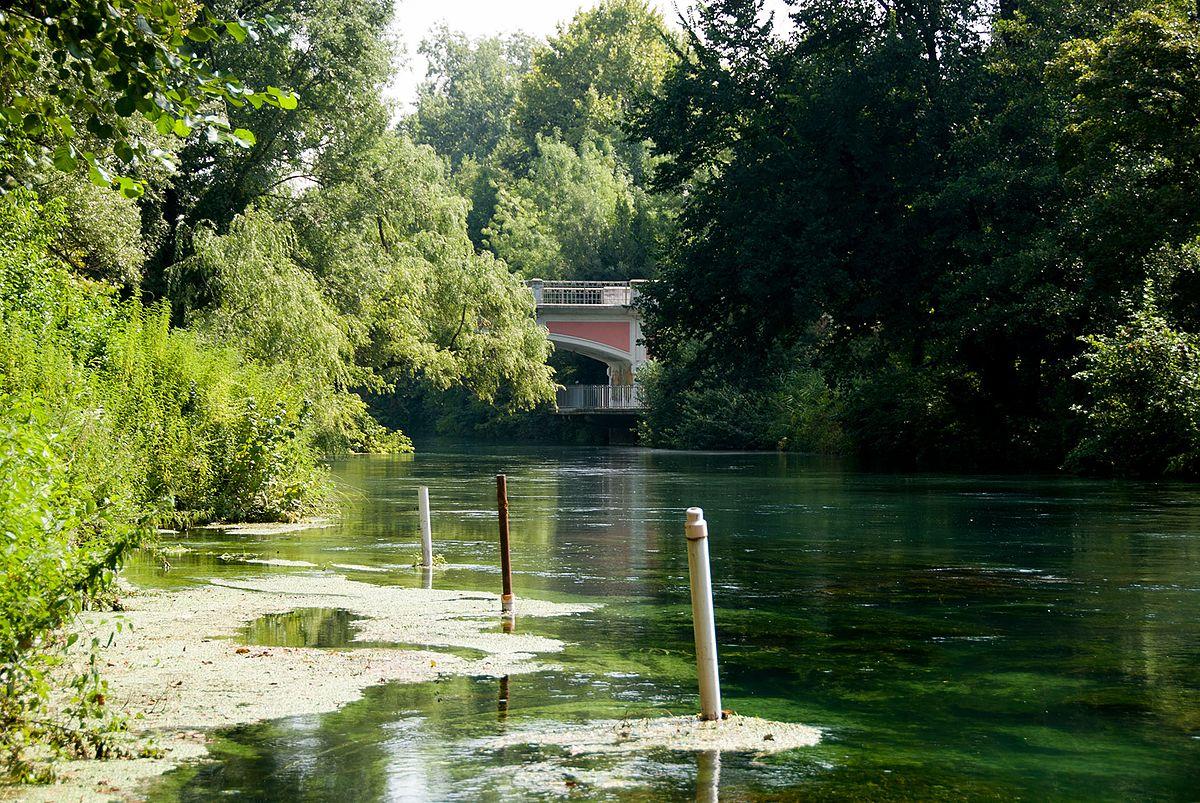 parco fluviale del noncello pordenone
