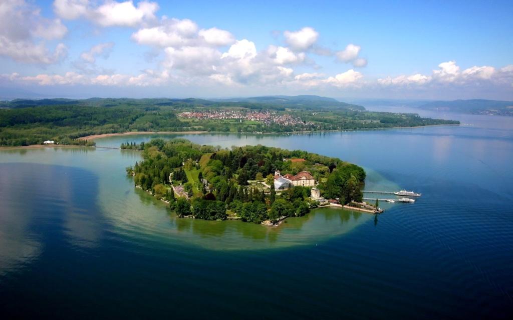 laghi europei - lago di Costanza