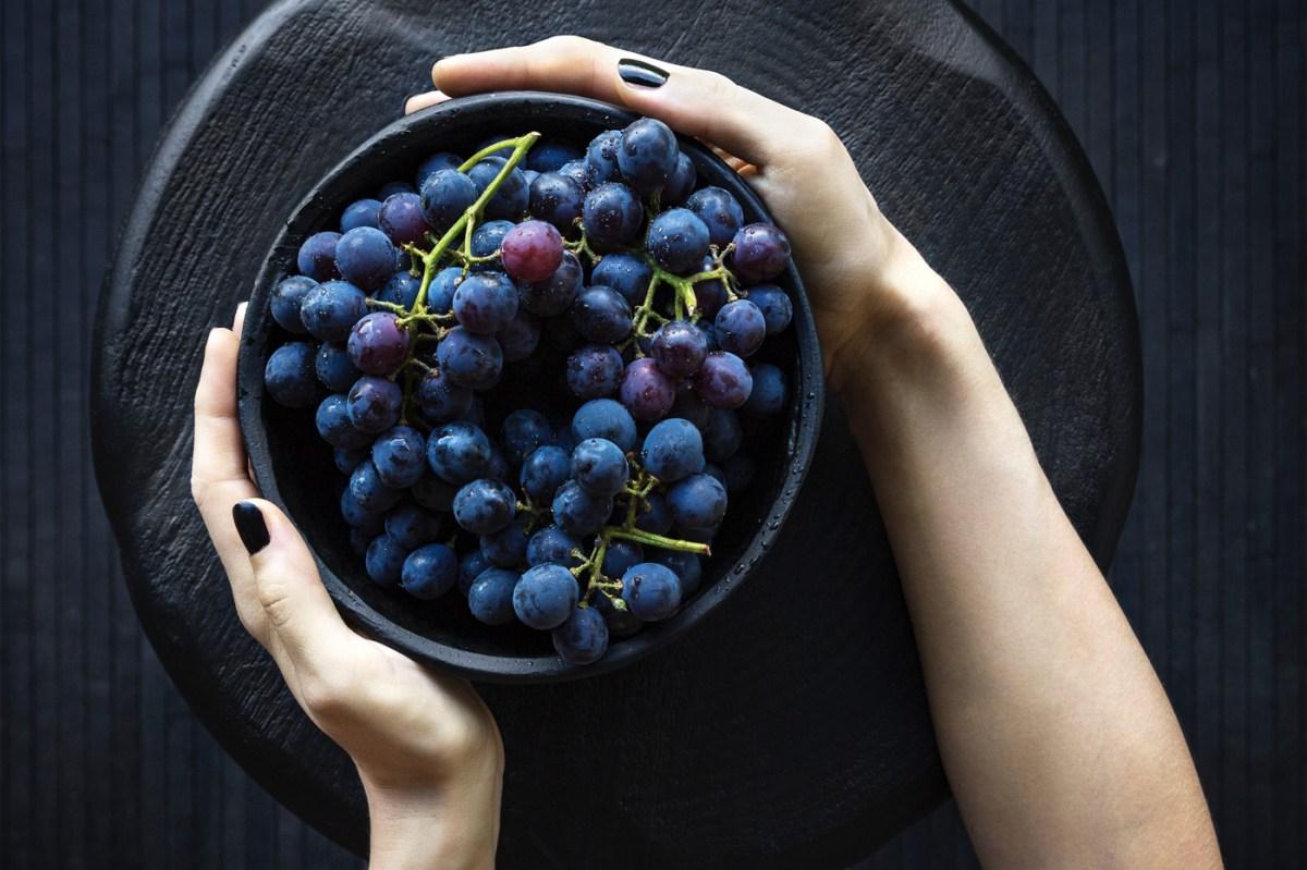 Uva: il frutto di settembre ricco di proprietà benefiche