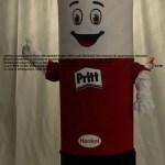 Pritt Yapıştırıcı Maskot / Henkel
