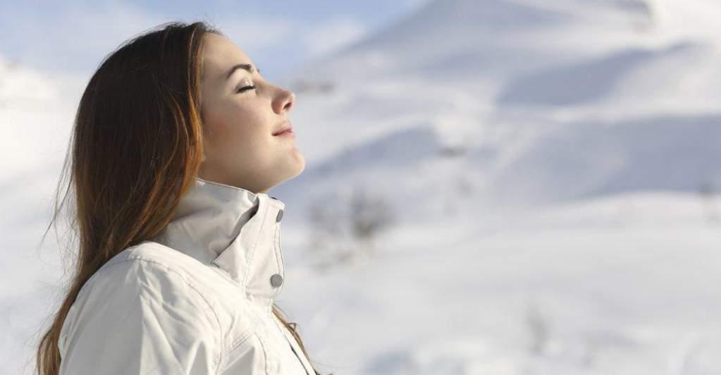 Cómo respirar correctamente