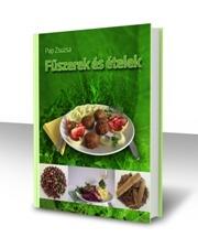 Könyvek fűszerekről - Fűszerek és ételek