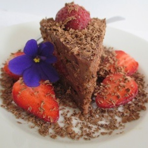Epres csokis torta