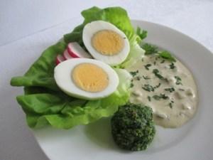 Húsvéti vacsora tányér - 3