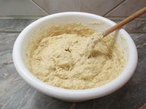 Galuska tészta