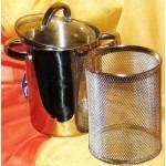 Spárga főző edény 4 literes