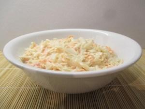 Coleslaw saláta 1