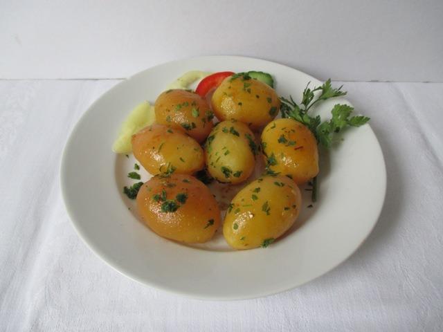 Petrezselymes krumpli