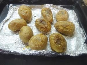 Krumpli megsütve