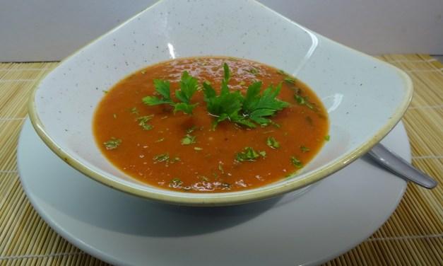 Paradicsompüré leves