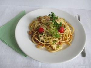 Húsos paradicsomos spagetti
