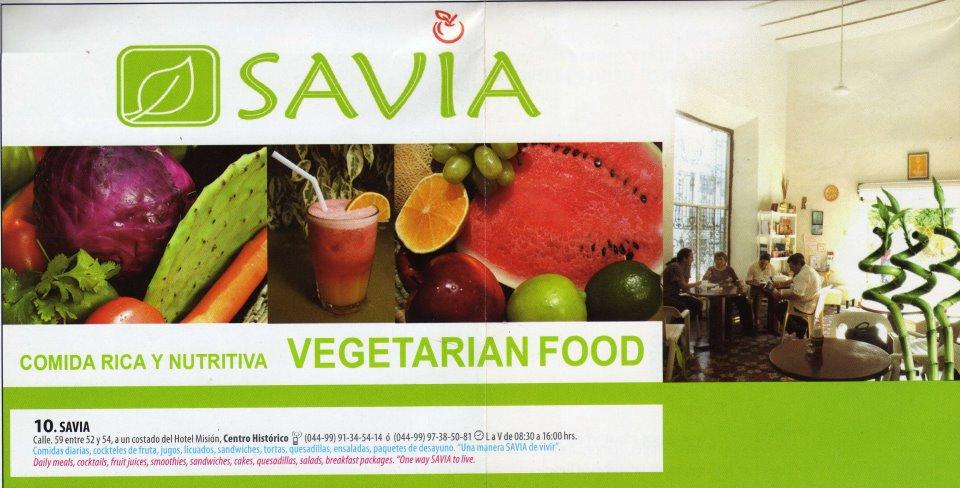 Savia Resto Vegetariano  Caf  Calle 59 x 54 y 52