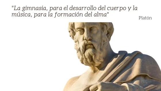 Platon musicoterapia