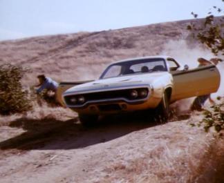 daisy duke's first car