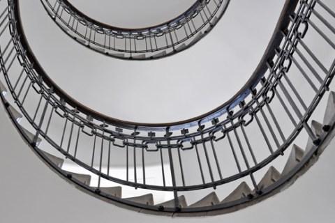 Lackieren Treppengeländer in Hamburg