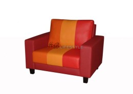 Love seat op maat 1,5 zitsbank in 4 kleuren