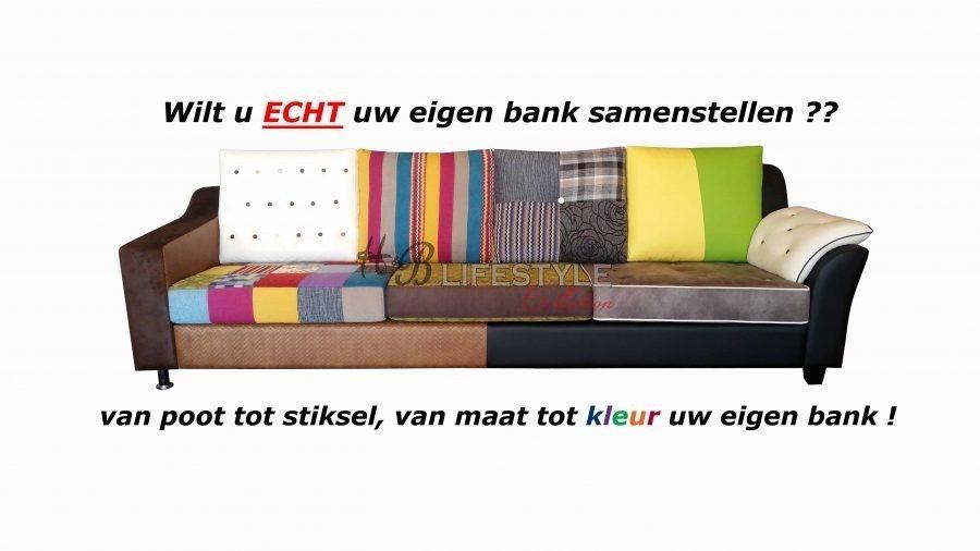 Hoekbank Zelf Samenstellen.Eigen Bank Samenstellen Hb Lifestyle Collection