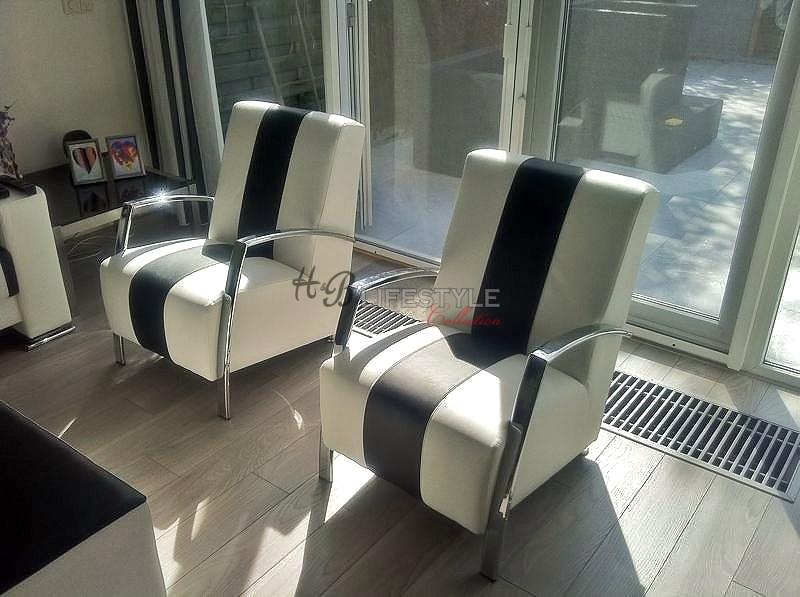 10 aparte fauteuils haal het zonnetje in huis hb for Fauteuil eetkamerstoelen