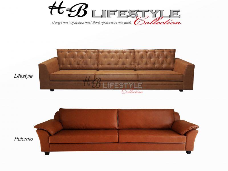 Cognac bank hb lifestyle collection for Cognac kleur combineren interieur