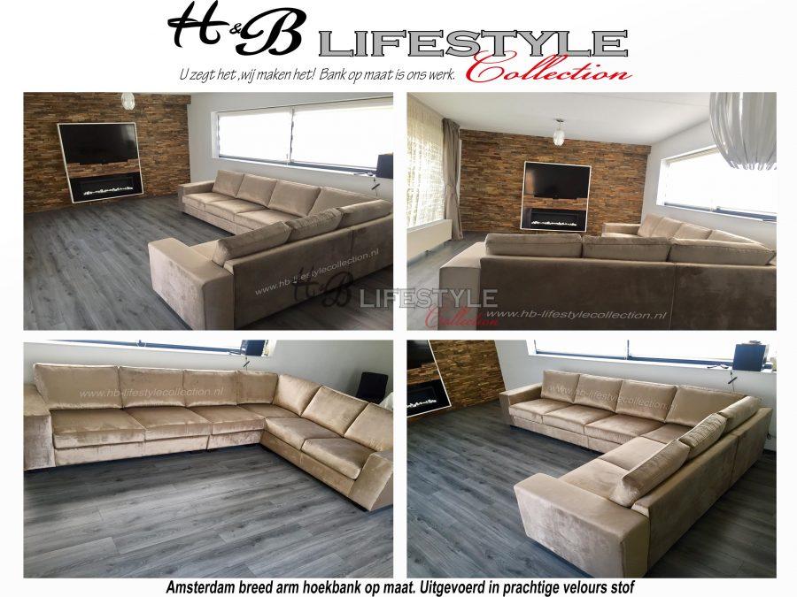 trendy velours hoekbank op maat with bank kopen amsterdam with velours bank kopen. Black Bedroom Furniture Sets. Home Design Ideas