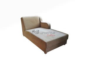 Velours loungebank