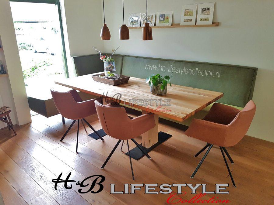 Bankje bij eettafel - HB Lifestyle Collection