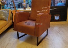 Industriële fauteuil op maat